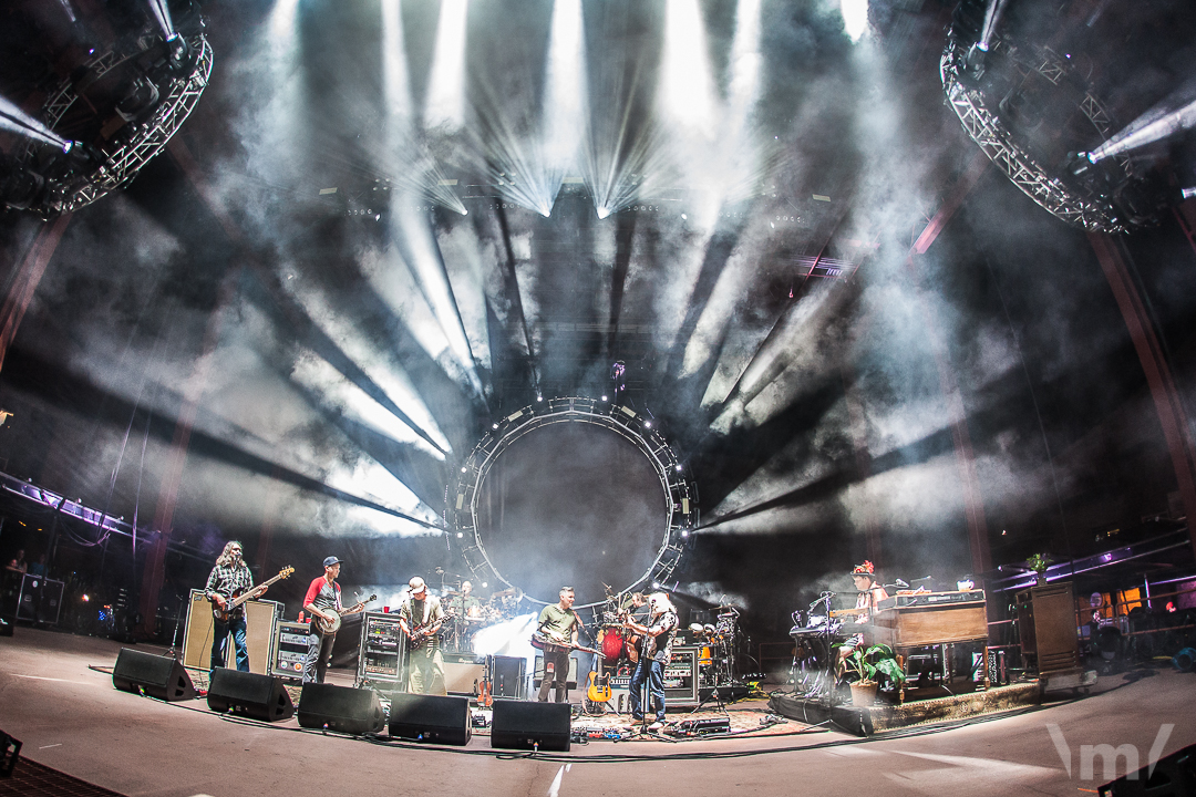 07/23/2017 Red Rocks Amphitheatre, Morrison, CO